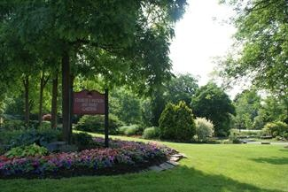 Charles F Watson and Family Gardens in Peel Village, Peel Village in Brampton ON, Sara Kareer Brampton Real Estate Agent, Realtor  http://www.sarakareer.com   #PeelVillage #Brampton
