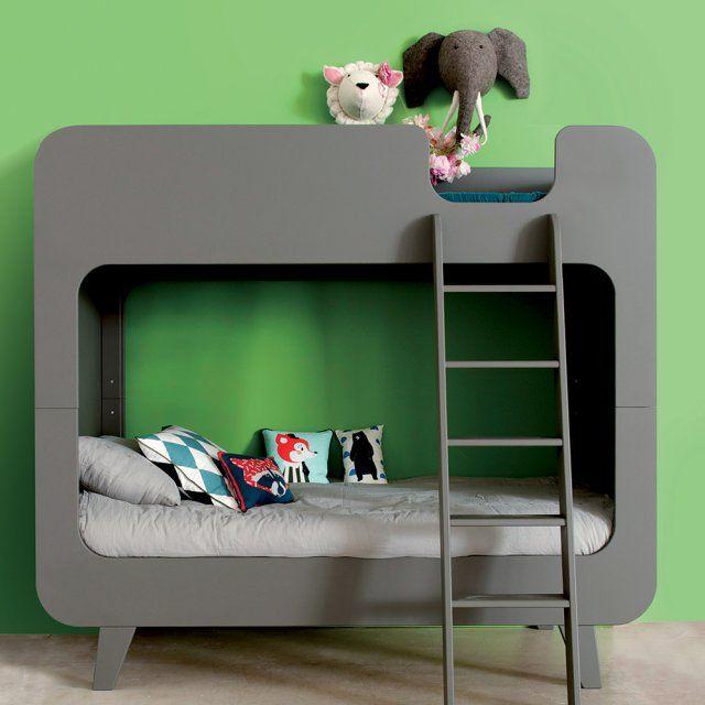 Lits mezzanine et lits superposés : les modèles les plus astucieux pour les…                                                                                                                                                                                 Plus