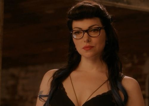 Laura Prepon. She is an amazing actress. She went from Donna on That 70's Show, to a lesbian prisoner on Orange Is The New Black. She can switch roles so easily!