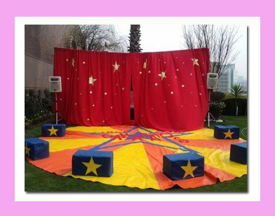 Fiesta de Circo: Collage de ideas » Wonkis Diseños