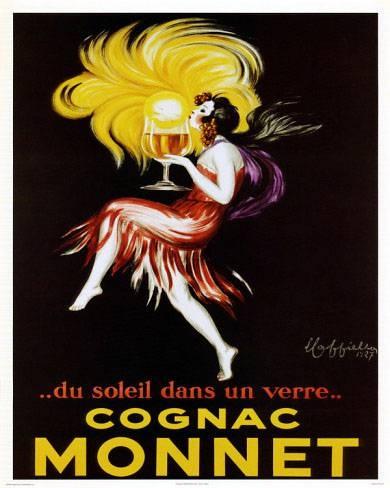 Cognac Monnet | Retro advertising | Vintage poster #Affiches #Retro #Vintage #Ads #Adverts #SXX #deFharo #Publicidad #Posters