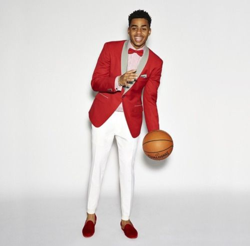 Newest Los Angeles Lakers  D'Angelo Russell