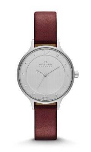 Anita Women's Leather Watch by Skagen
