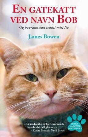 En gatekatt ved navn Bob. James Brown. Anbefales sterkt!