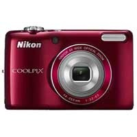If you're going to scrapbook, you need a good camera. This one comes in red! And it's 16 megapixels! Check it out!Zoom Nikkor, Lcd Red, Coolpix L26, Nikon Coolpix, Digital Cameras, Mp Digital, 5X Zoom, L26 16 1, Glasses Lens