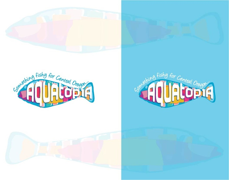 logo for aquatopia