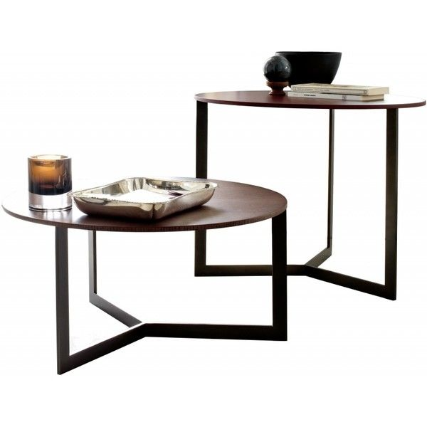 Sign Lema Coffee Table ❤ liked on Polyvore featuring home, furniture, tables, accent tables, lacquer coffee table, metal coffee table, lacquer furniture, lacquer table and metal furniture