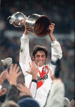 Enzo Francescoli Copa Libertadores de 1996