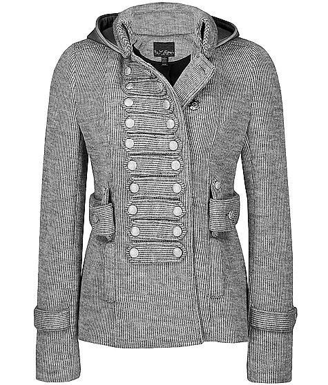 Daytrip Military Jacket