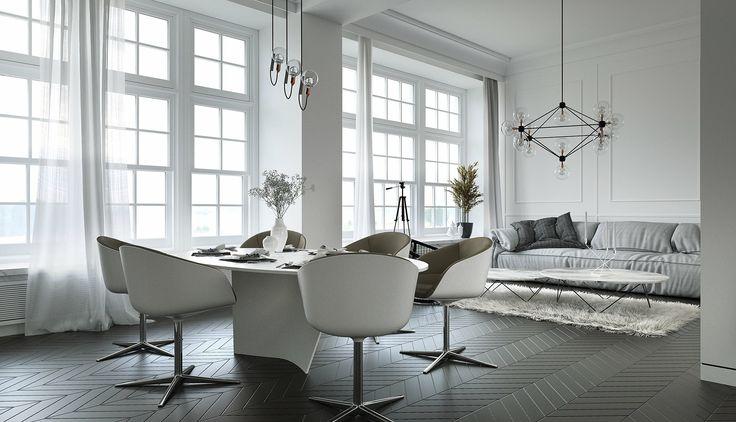 Ach te krzesła 🙈