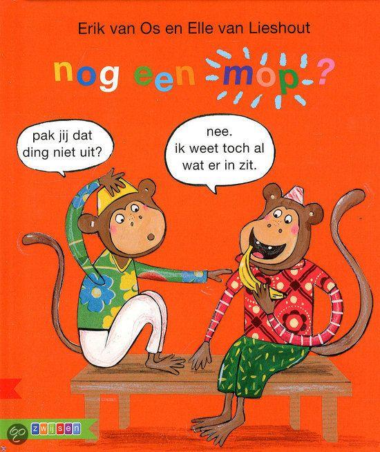 bol.com | Nog een mop, Erik van Os & Elle van Lieshout | 9789048713608 | Boeken