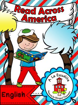 Read Across America   Click below for a video preview    https://youtu.be/Yvn5QyYgJ3o