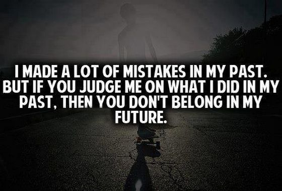Dont Judge Me For My Past Quotes. QuotesGram by @quotesgram
