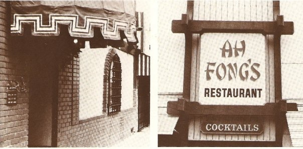 Ah Fongs on Beverly Dr.Vintage Los, California Memories, Southern California, Hollywood Haunted, Beverly Dr., Socal Memories, Los Angels