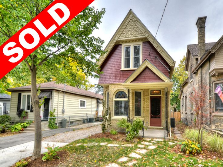 SOLD! -  54 Palace St, London Ontario -  http://www.LondonOntarioRealEstate.com -  #Sold #RealEstate in #London by #Realtor