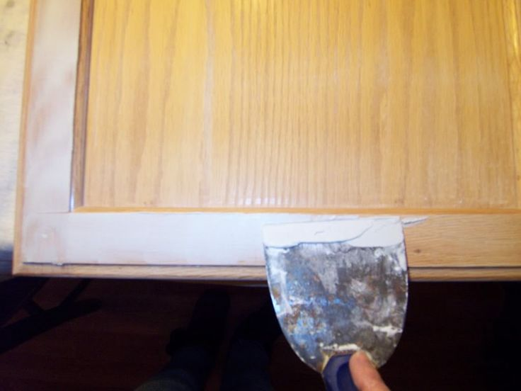 Yes You Can Paint Your Oak Kitchen Cabinets! | Home Staging In Bloomington Illinois