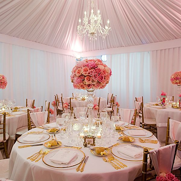 Pink And Gold Wedding Decorations: 17 Best Images About Pink And Gold Wedding Inspiration On
