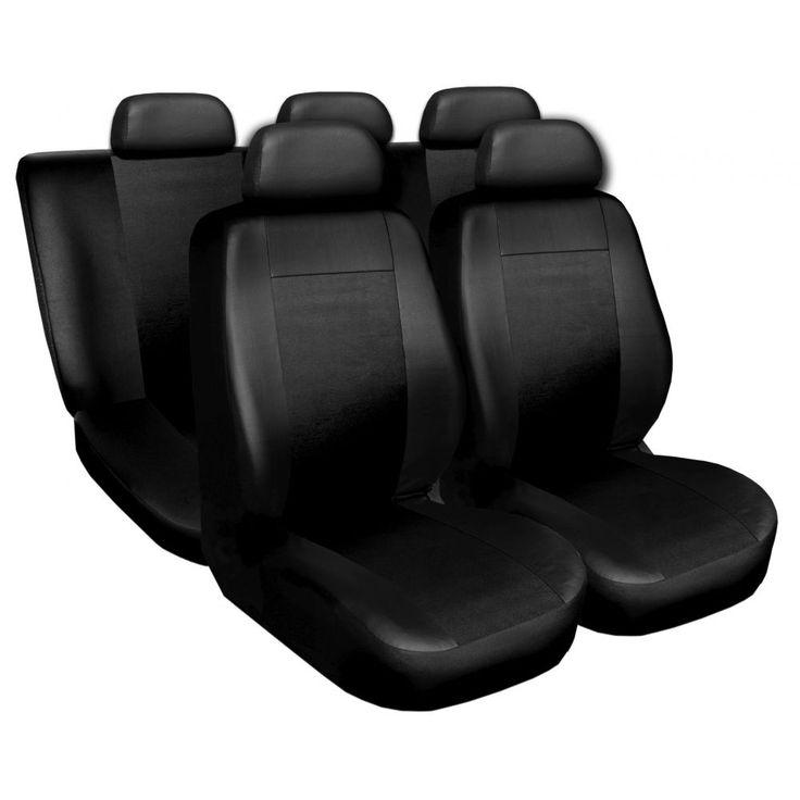 Opel Mokka Schwarz Universal Sitzbezüge Sitzbezug Auto Schonbezüge SUPERIOR