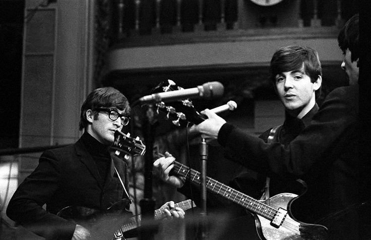 Radio: Saturday Club   The Beatles Bible  John Lennon, Paul McCartney and George Harrison, Saturday Club, BBC, 17 December 1963