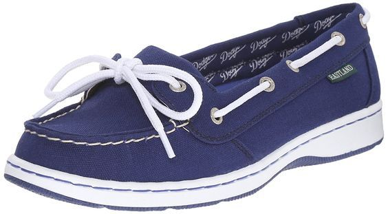 Eastland Women's Sunset MLB Dodgers Boat Shoe >>> You can get more details by clicking on the image.