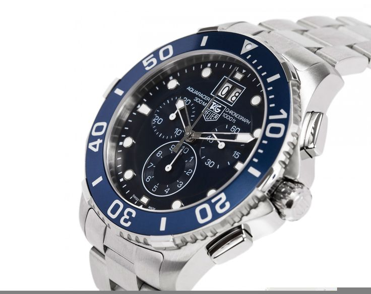Replica Tag Heuer Aquaracer 300M Chronograph 43 mm Watch Review | Various Choices Of High Quality Replica Watches From China!