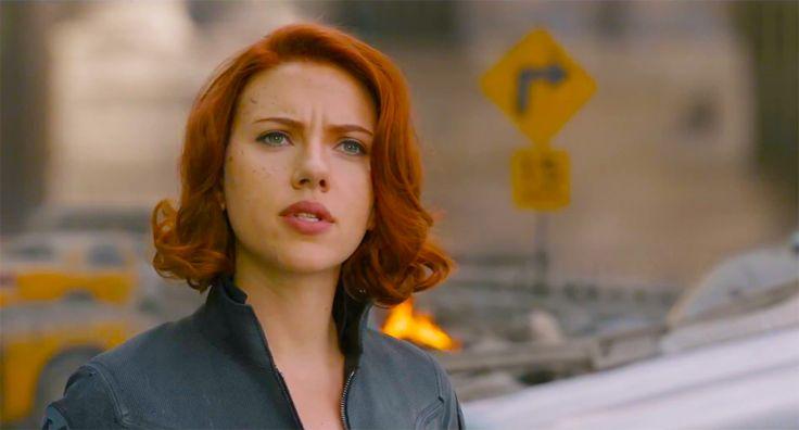 Black WidowComics Art, Black Widow, Scarlett Johansson, Avengers Black, Avengers Movie, I Dont See How That A Parties, Ingrid Johansson, Red Head, The Avengers