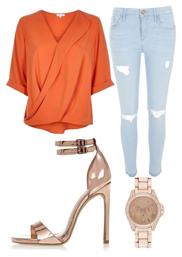 """River island outfit"" by sassystyles66 on Polyvore featuring River Island"