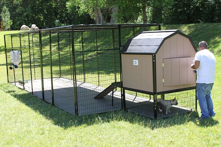 The Modern Barn Dog dog habitat is fully insulated and elevated off the ground. When used in conjunction with a all steel K9 Kennel Store dog run/kennel creates the perfect outdoor environment for your pets.