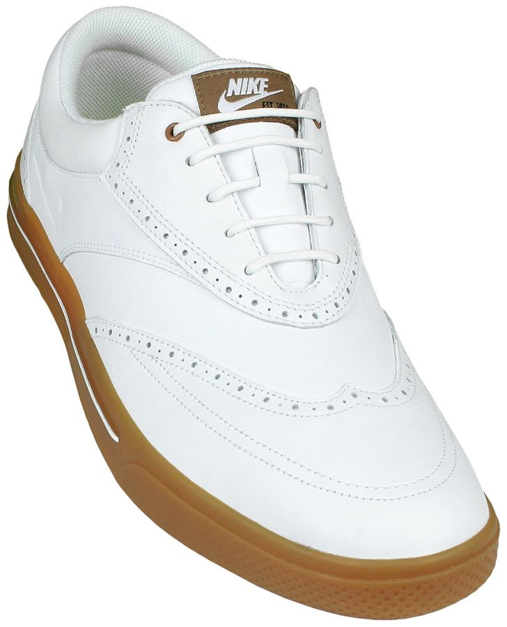 Sophisticated Nike Lunar Swingtips: Golf Shoes For Casual Street Wear