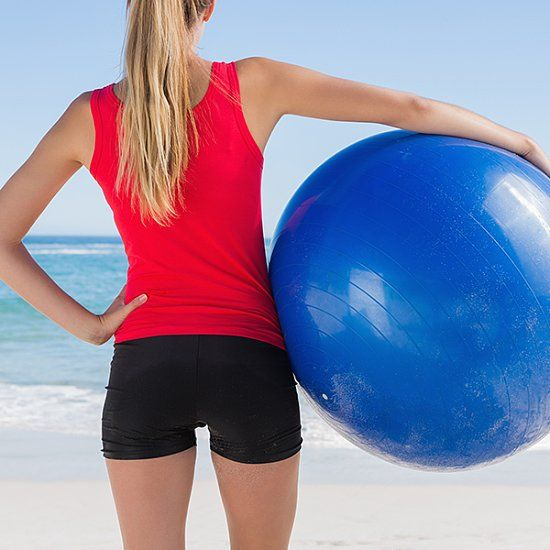 Tame Back Bulge With 4 Exercise-Ball Moves