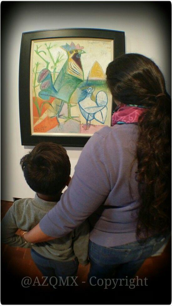¡Family Time - On Heaven & Earth - Arielo learning about art whilst watching a Picasso!  - #PapiAventuras  -  @helenation @PinkGuayoyo +Helenation - #UK, #unionjack, #union_jack, #england, #Salvador, #Jesuit, #ihs, #jesuita, #ultramarathon, #raramuri, #Tarahumara, #NativeAmerican, #Georgia, #Armenia, #Caucasus, #Russia, #Yokuzuna, #Japan, #Tampico, #rosa, #rosas, #rose, #roses, #winter,  #vinter, #invierno, #Faldo,  #Dog, #bollywood, #india, #rajasthan, #budha, #buda, #Castle, #halloween…