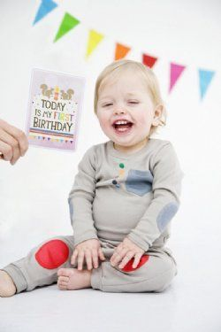 milestone baby cards (illustrated by beci orpin)
