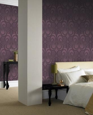 Jazz: Plum Wallpaper