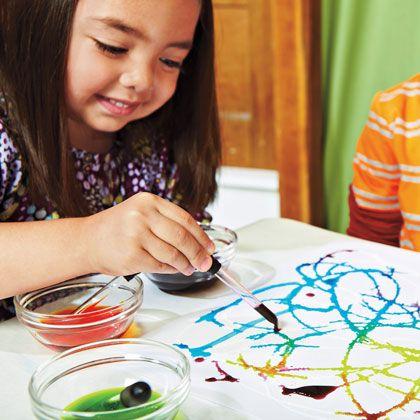 Absorbing Artwork | Crafts | Spoonful