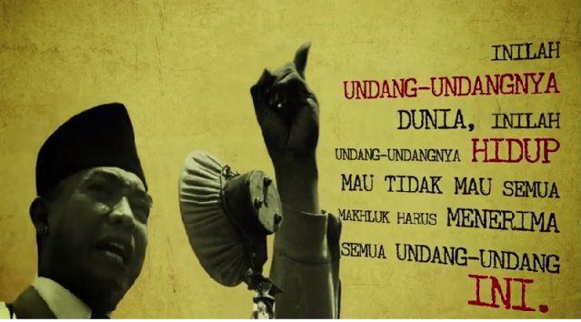 Soekarno : Ayo Bangsa Indonesia