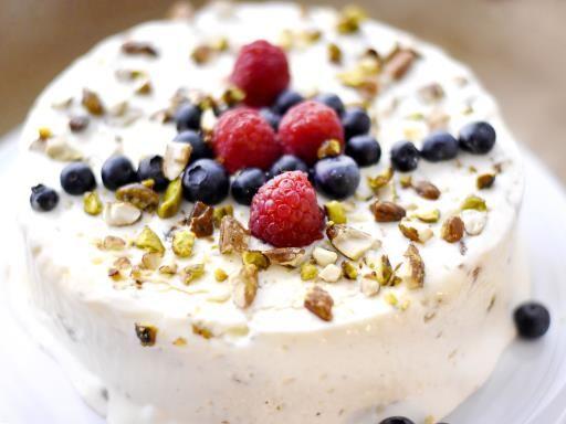 Nougat glacé - Recette de cuisine Marmiton : une recette