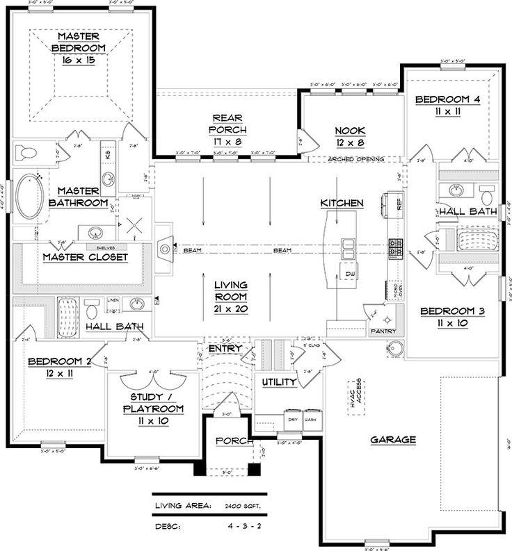 8 best Classic Series Floor Plans images on Pinterest