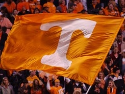 TENNESSEE FOOTBALL!  Surprise surprise--right??  ;o)  It's a FAMILY Tradition!