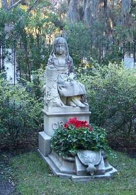 """Bonaventure Cemetery - Savannah, Georgia Attractions. Inda would ask Lydia why they came there and she would answer, """"Because it's important to remember and honor our kin. It's a tradition, and traditions remind us of who we are. It's the glue of our society."""" - The Kidnapping of Inda Jackson"""