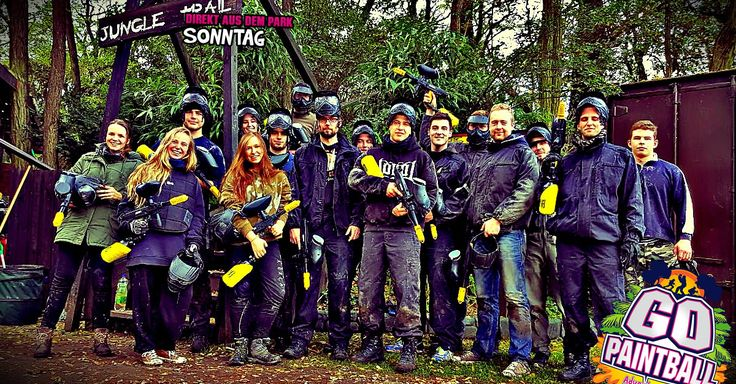 Hallo liebe Gäste, zum Ende des Tages haben wir für euch noch zwei schöne Gruppenbilder. Wir wünschen euch eine gute Heimreise und einen guten Start in die neue Woche. Bis zum nächsten Mal im GO PAINTBALL ADVENTURE PARK.   #adventurepark #bachelorparty #berlin #bestoftheday #birthdayparty #brandenburg #dyepaintball #follow #followme #freizeitpark #friends #fun #gisportz #gopaintball #‎gopaintballadventurepark‪ #happy #hkarmy #like #paintball #paintball4life #paintba