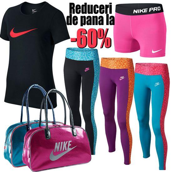 Reduceri Nike online la pantaloni si accesorii Nike, transport gratuit!