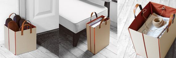 PATTA - fold-able storage bag