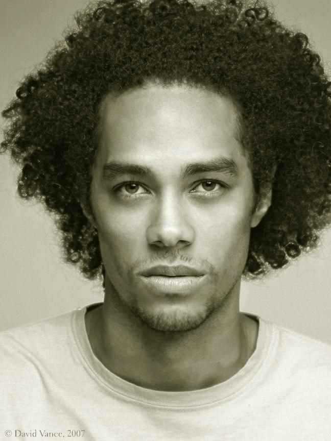 20 Stirring Curly Hairstyles for Black Men