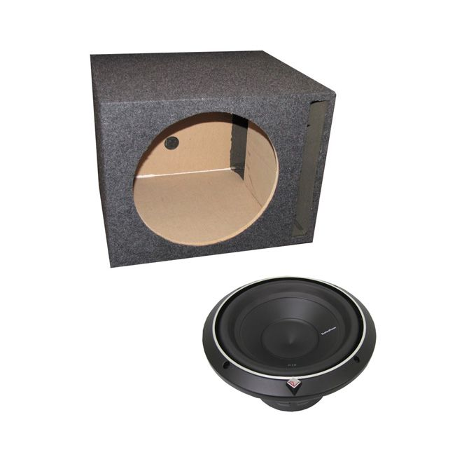 Rockford Fosgate P2D2-15 15-Inch 800W 2-Ohm Subwoofer   Single Vented Sub Box (Package) P2D2-15   QSBASS15,    #Rockford Fosgate 15-Inch Subwoofers