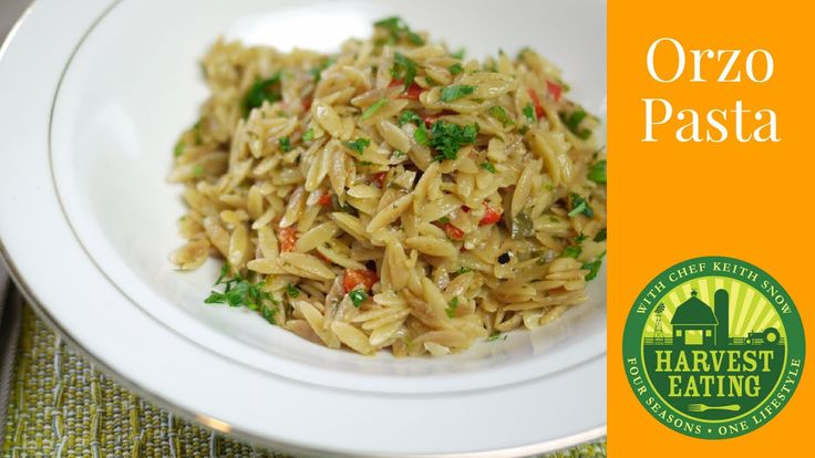 Orzo-Learn How To Cook Orzo Pasta