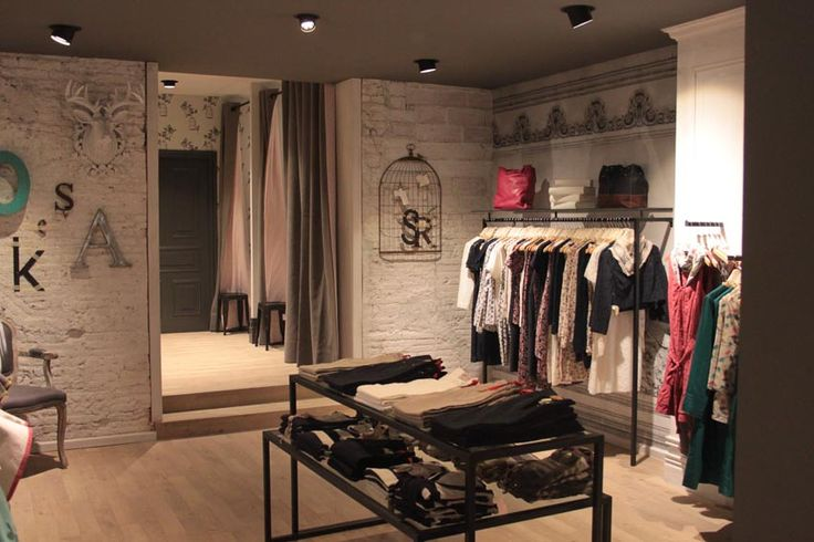 mobiliario para tienda de moda - Buscar con Google ...