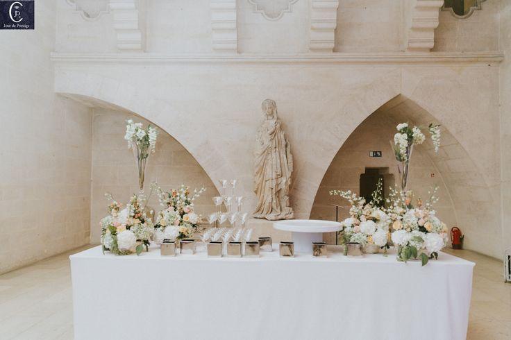 Somptueux mariage de Sonia et Philippe au Chateau de Pierrefonds