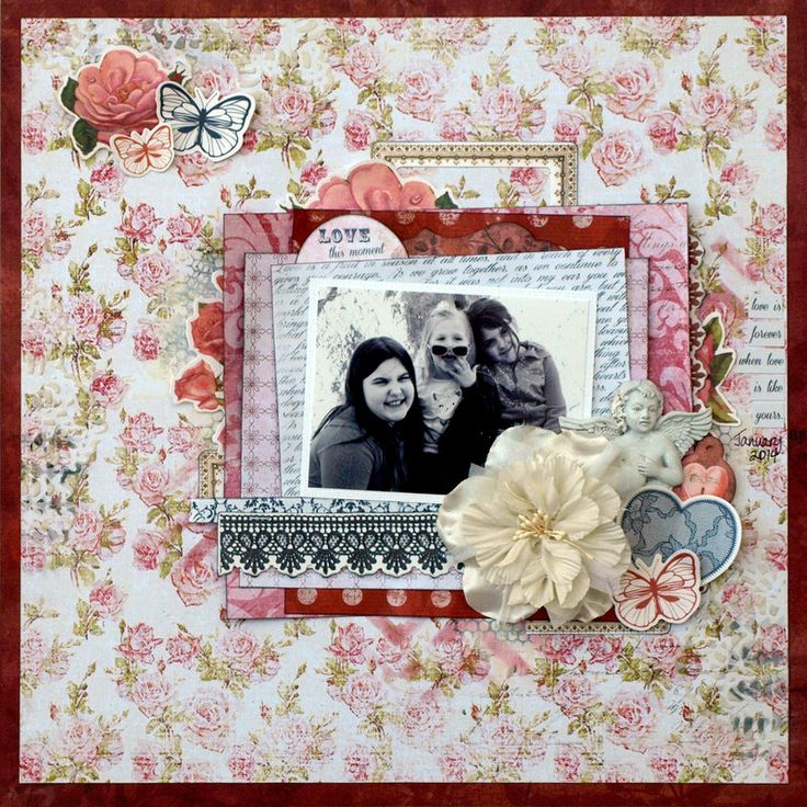 Love this Moment - My Creative Scrapbook