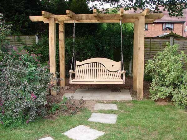 Best 10 Backyard swings ideas on Pinterest Backyard swing sets