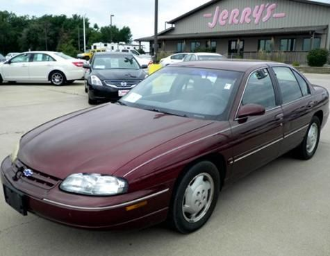 1996 Chevrolet Lumina LS sedan under $2000 in South Dakota
